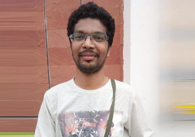 young scienctist reaserch on cave animals - Sakshi