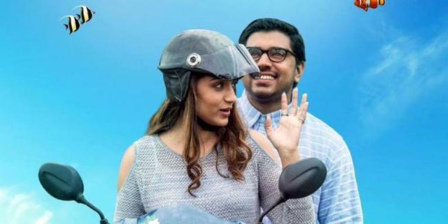 Nivin Pauly and Trisha starrer promises fresh take on romance - Sakshi