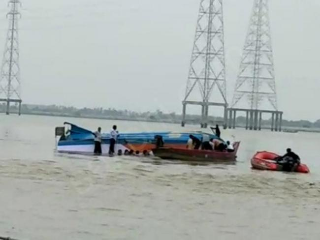 A criminal case for negligence was booked against the boat company - Sakshi