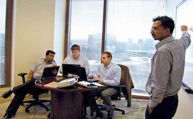 Indian companies create over 1 lakh jobs in US - Sakshi