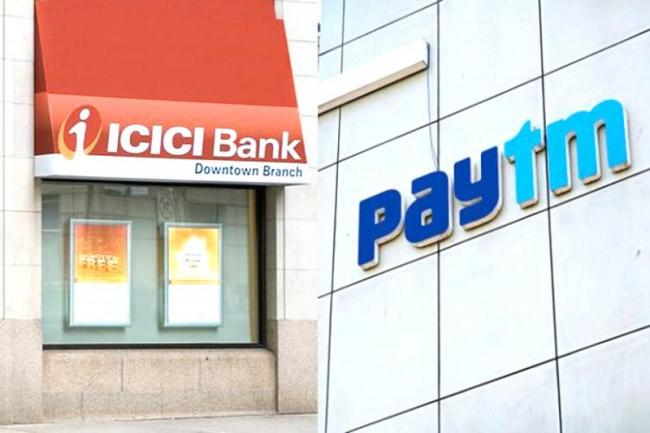 ICICI Bank to offer small instant credit to Paytm users - Sakshi