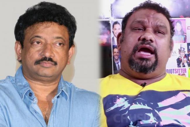 Mahesh Kathi supports to RGV - Sakshi - Sakshi - Sakshi