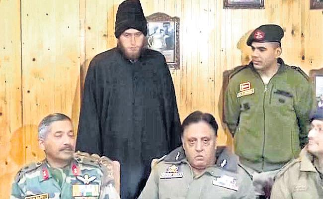 A Football Player has become a terrorist in Kashmir - Sakshi - Sakshi