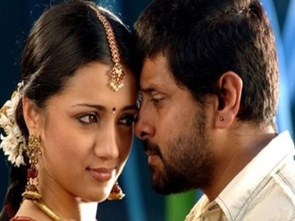 Vikram's Movie Saamy Square - Sakshi