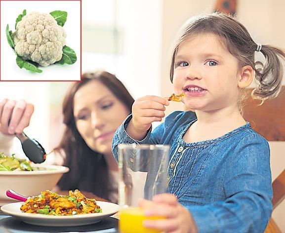 Cauliflower fighting with cancer - Sakshi