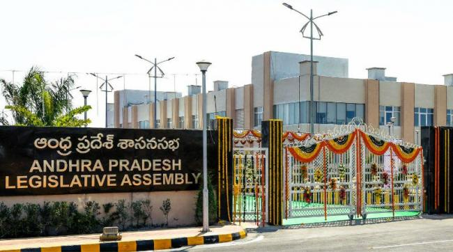 ap assembly sessions extended - Sakshi