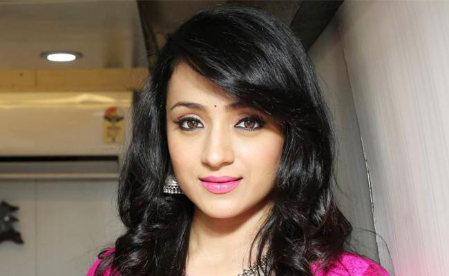 trisha as Unicef child ambassador - Sakshi