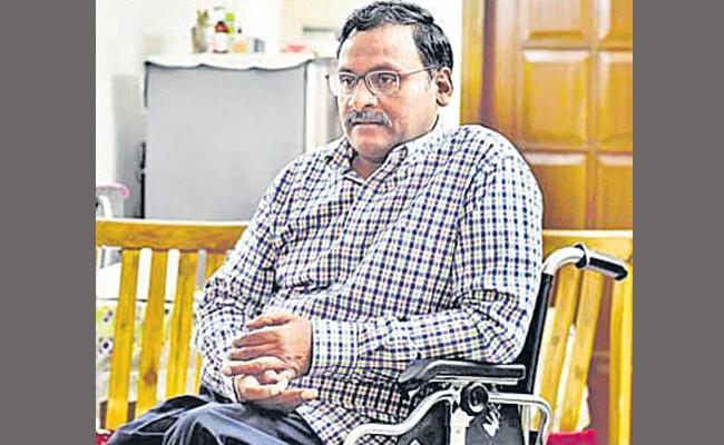 Solipeta Ramalinga Reddy writes on Professor Saibaba - Sakshi