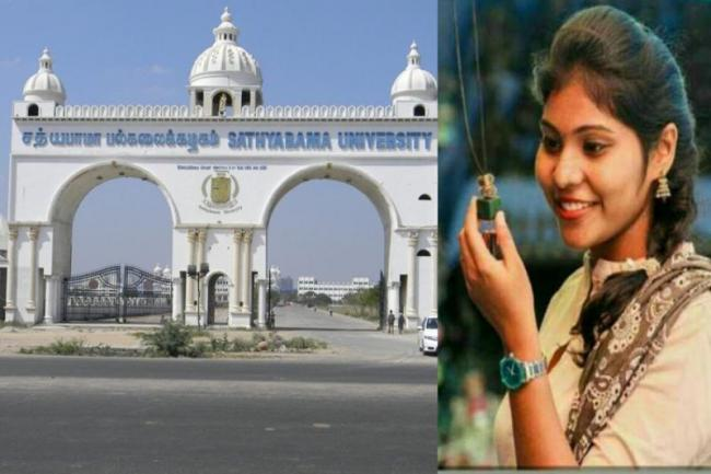 ​hyderabad student commits suicide in sathyabama university in chennai - Sakshi - Sakshi - Sakshi