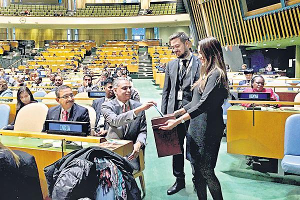 International Court of Justice: UK abandons bid for seat on UN bench - Sakshi - Sakshi