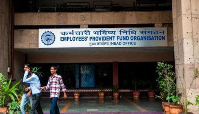 EPFO approves proposal to credit ETF units to PF accounts  - Sakshi - Sakshi - Sakshi