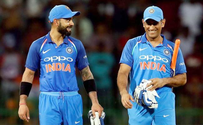 MSDhoni says So much cricket, backs Kohli - Sakshi