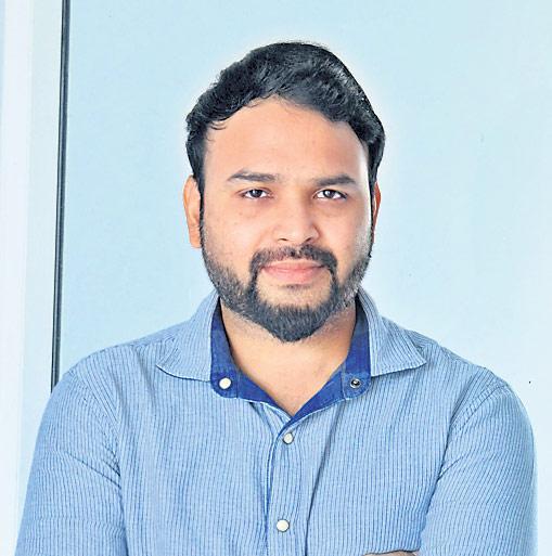 Oxygen Director A M Jyothi Krishna Exclusive Interview - Sakshi