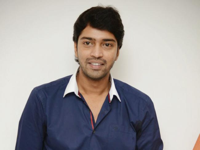 Allari Naresh Next movie with Bhimineni srinivas - Sakshi