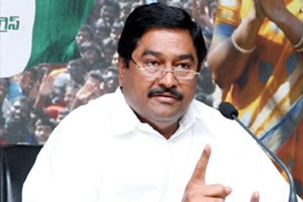 YCP Leader Dharmana Prasada Rao Fires On TDP Govt - Sakshi