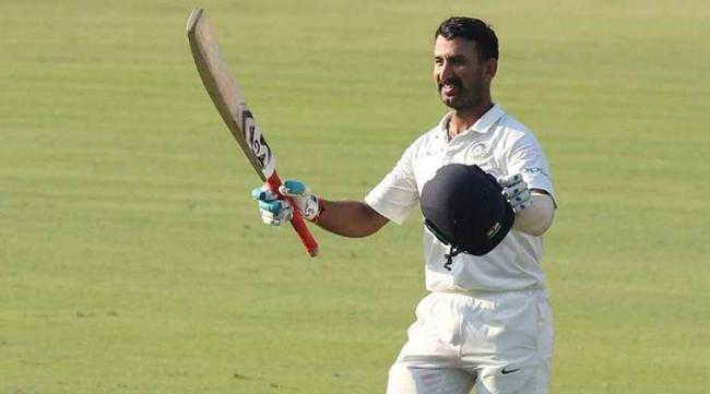 Cheteshwar Pujara rises to No 2 in ICC Test Rankings - Sakshi