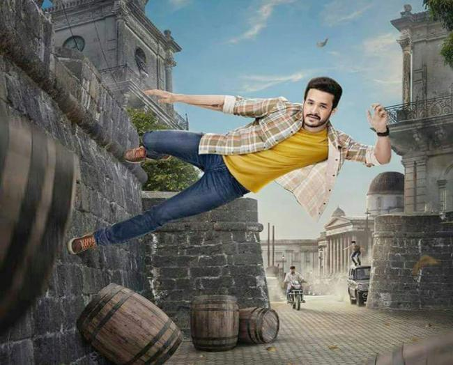 Akhil Akkineni Next movie with Koratala Siva - Sakshi