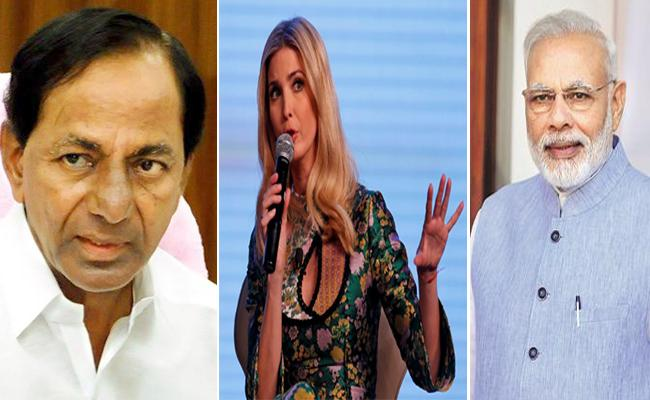 modi has belittled the position of PM by attending an event of Ivanka, says Anand Sharma - Sakshi
