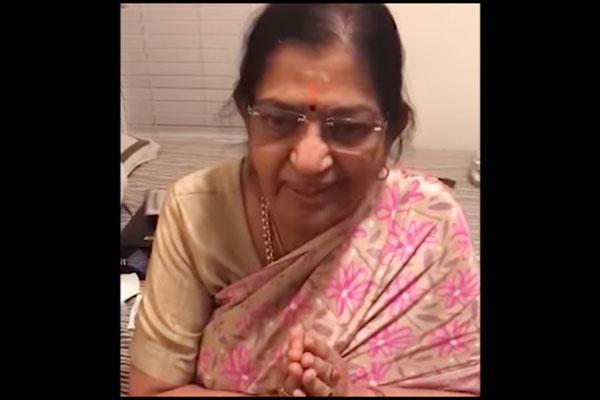 Singer Susheela Death Hoax Viral - Sakshi