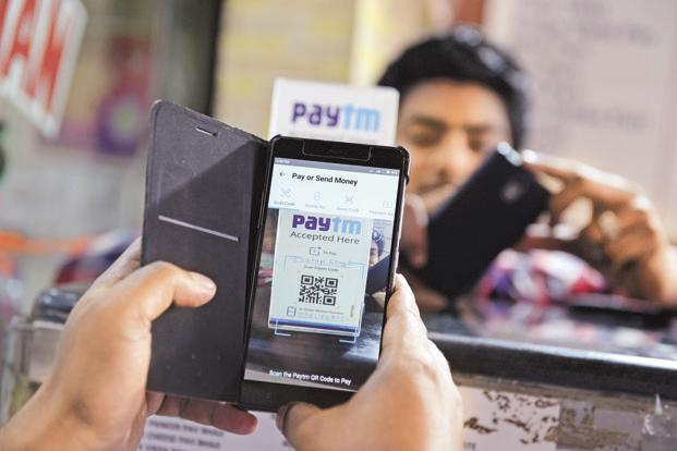 Now use Paytm 'Inbox' to chat and transact all at once - Sakshi