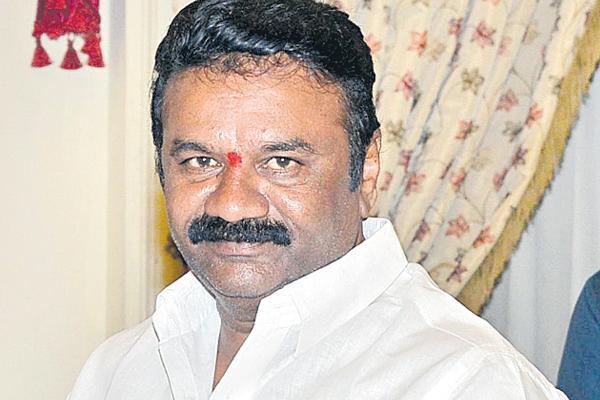 Talasani srivasa yadav about his resignation letter - Sakshi