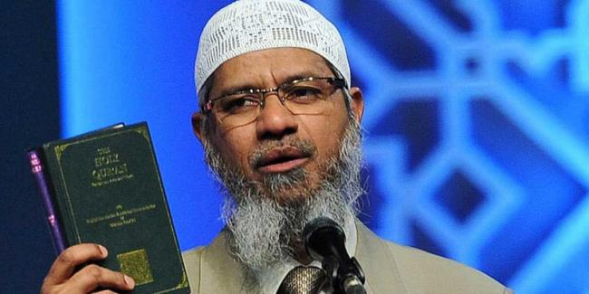 Islamic Preacher Zakir Naik Finds Refuge in Malaysia as Politicised .. - Sakshi