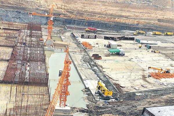 kaleshwaram project gets interstate permissions - Sakshi