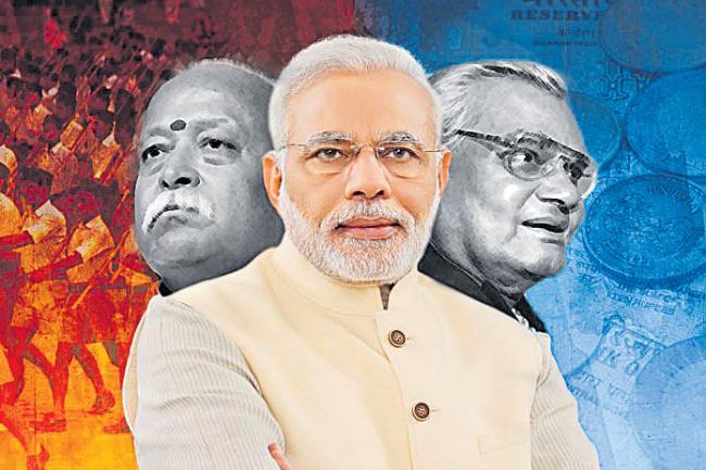 Shekhar Gupta writes opinion on PM Narendra Modi - Sakshi