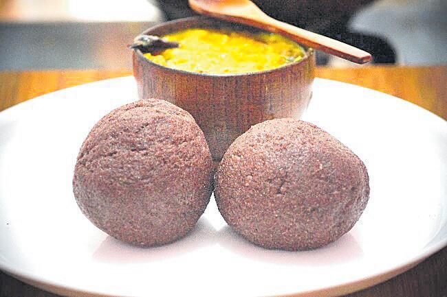 Old generation food with good health - Sakshi