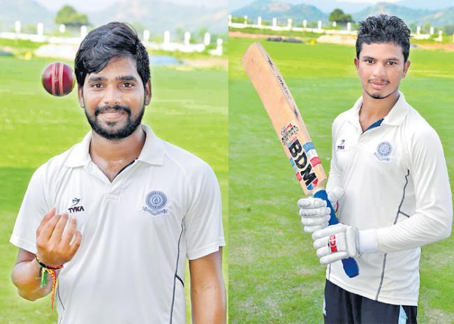 Andhra goal of victory - Sakshi