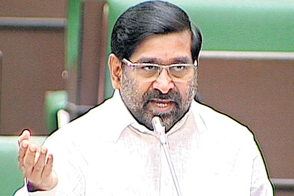 Separately SC and ST Commissions: jagadeesh reddy - Sakshi