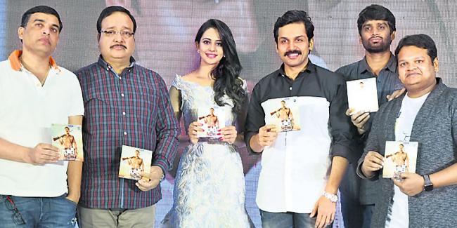 Khakee Audio Launch  - Sakshi