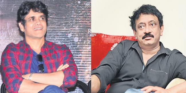 Nagarjuna and Ram Gopal Varma team up after 25 years, filming  - Sakshi