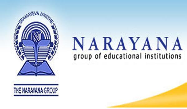 Allegations against Narayana are false - Sakshi