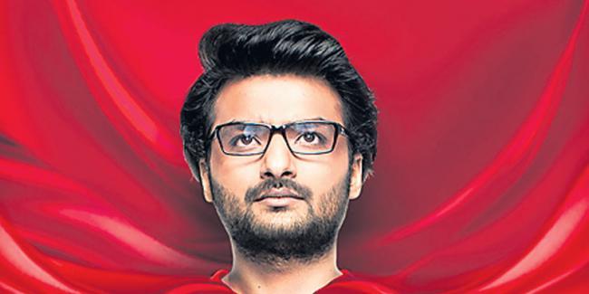 Rajaratha poster release - Sakshi