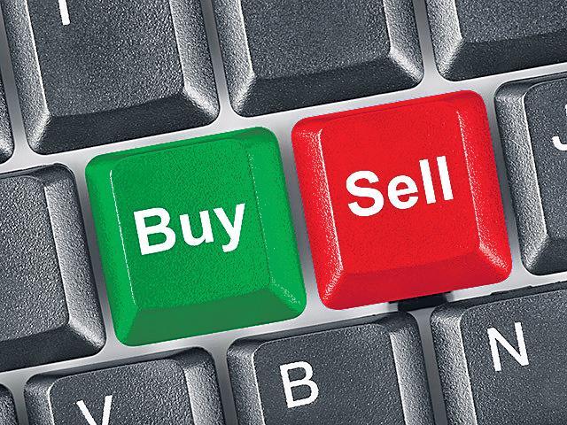 Sensex, Nifty close at fresh record high as banking stocks gain - Sakshi
