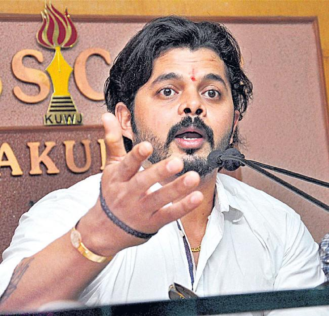 Sreesanth to go to Supreme Court - Sakshi