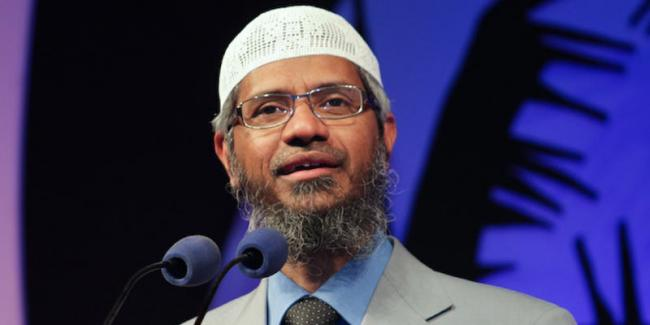 India to take up Zakir Naik's extradition with Malaysia - Sakshi