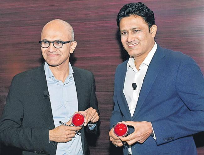 Headmaster tag came back to me later in my career: Anil Kumble - Sakshi