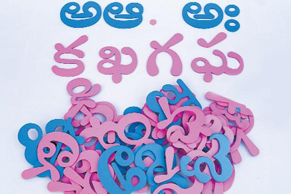 Telugu is very convinient language - Sakshi