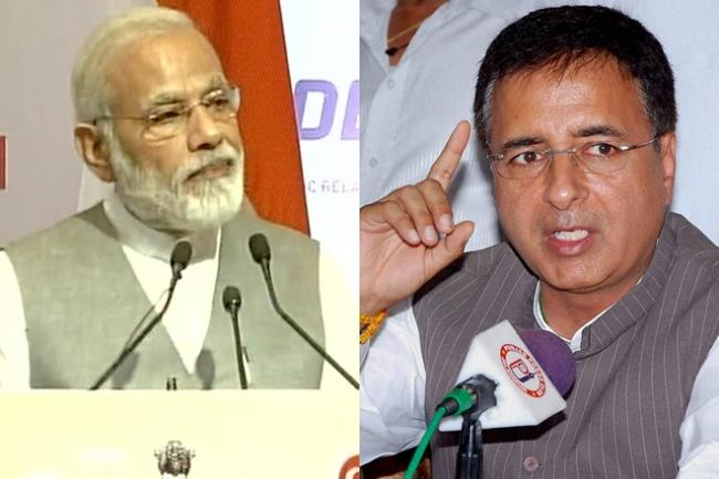 EC working like personal assistant of PM - Sakshi