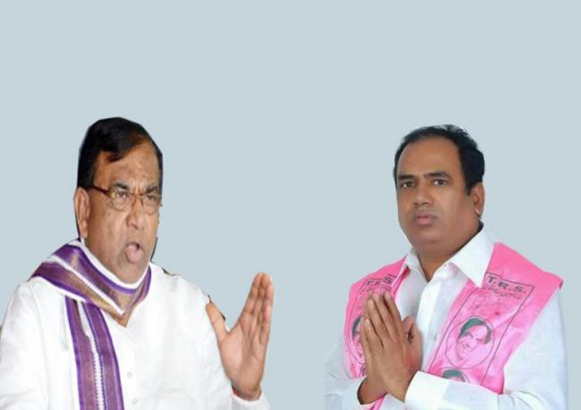 TRS Party to Suspend MLC Bhupathi Reddy? - Sakshi