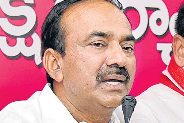 etla rajender on World Telugu Conferences - Sakshi