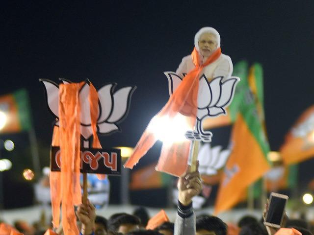 Himachal, Gujrath Success increase Bjp Responsibility - Sakshi