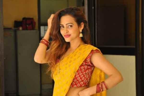 Item movie launch  - Sakshi