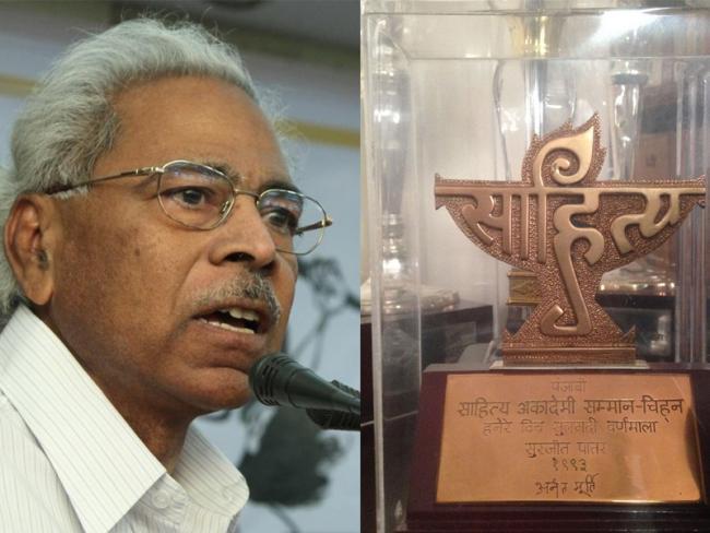 author Devipriya won kedra sahitra award - Sakshi