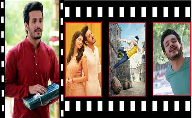 Akhil Hello Movie review - Sakshi