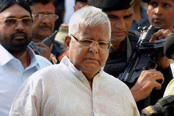 I Neednt Worry Tejashwi Is There : Lalu Yadav - Sakshi
