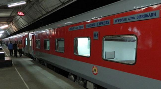 Railways to get infra-red and laser tech, trains can speed over 100 km safely - Sakshi