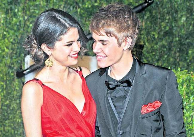 Justin Bieber and Selena Gomez's relationship guidance - Sakshi